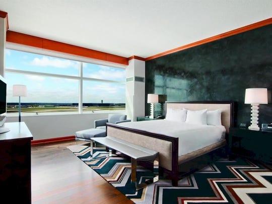Grand Hyatt Dallas Fort Worth Airport