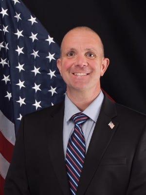 Matt Crisafulli is running for sheriff of Worcester County.