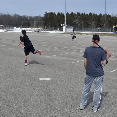 Door County spring sports teams see ray of hope that season will continue soon