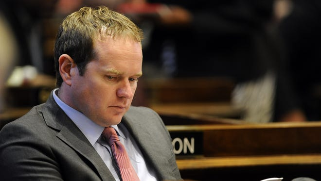 An investigation into expelled lawmaker Jeremy Durham's campaign finances revealed loopholes in state laws, including one that allowed a GOP donor to take six lawmakers on a European trip without anyone needing to report the gift.
