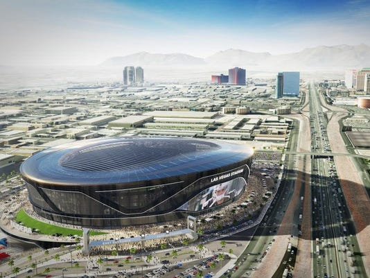XXX MUST CREDIT MANICA ARCHITECTURE_OAKLAND RAIDERS STADIUM_16355.JPG S FBN