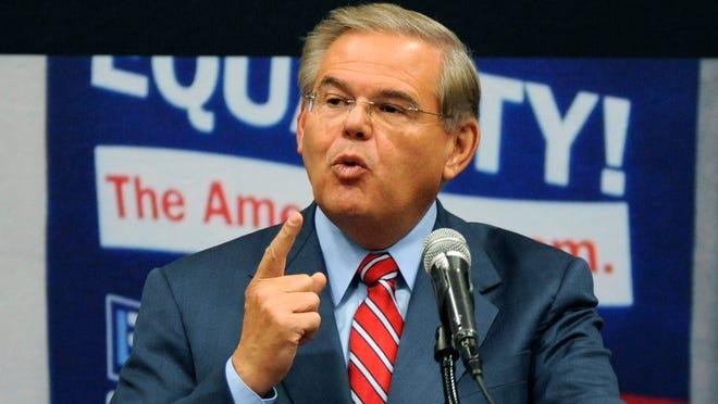 Sen. Robert Menendez, D-N.J., is chairman of the Senate Foreign Relations Committee.