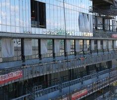UC marks Nippert construction milestone