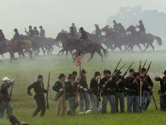 The 155th Anniversary of the Battle of Wilson's Creek will be celebrated on Aug. 10