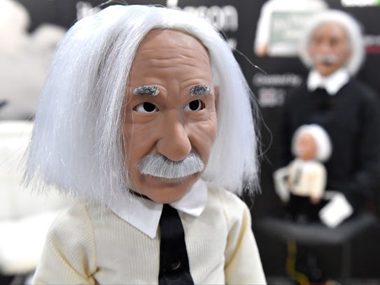 Professor Einstein, an educational Wi-Fi connected
