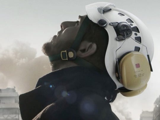 """The White Helmets,"" an Oscar nominee for best documentary"