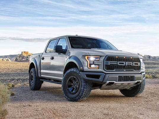 2017 ford f 150 raptor is ready to take the road less traveled