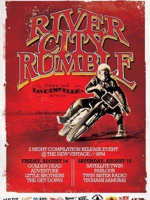 River City Rumble: Ride or die rock 'n' roll at The New Vintage.