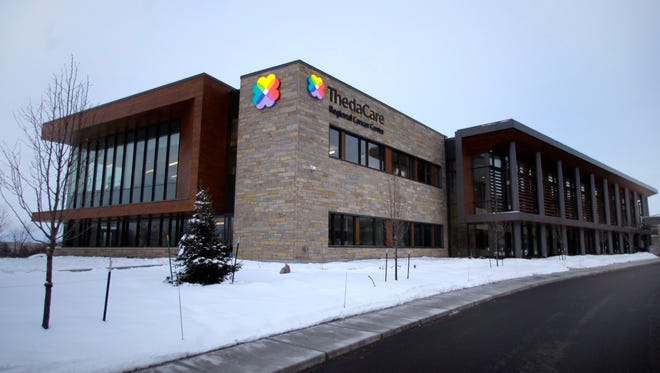 The ThedaCare Cancer Center on January 26, 2016 in Appleton.