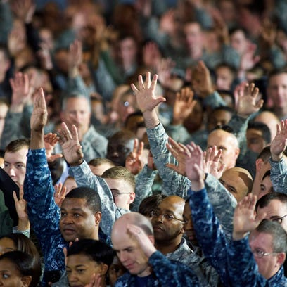 Outside advocates for service members disagree on whether the retirement system should be overhauled. Some say a proposal to migrate toward a 401(k)-style plan is fairest; others call for more study of the issue.