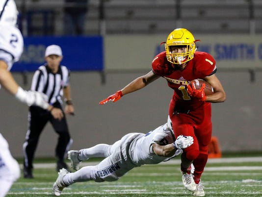CCS Football: Palma vs. Aptos