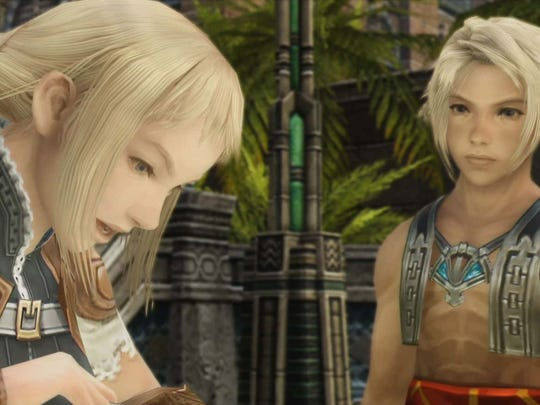 """""""Final Fantasy XII: The Zodiac Age,"""" for PlayStation 4."""
