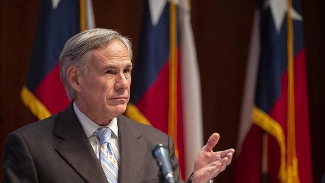 On Saturday, Gov. Greg Abbott temporary waived a law to clear the way for some Texas restaurants and bars to deliver or sell mixed drinks to go, according to the Texas Alcoholic Beverage Commission.