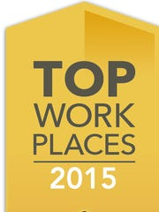 There were 85 Central companies on the Top Workplaces list for 2015.