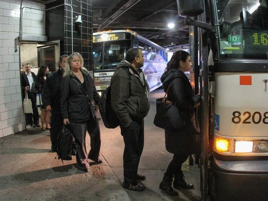 Transit advocates want more bus terminal funding from Port