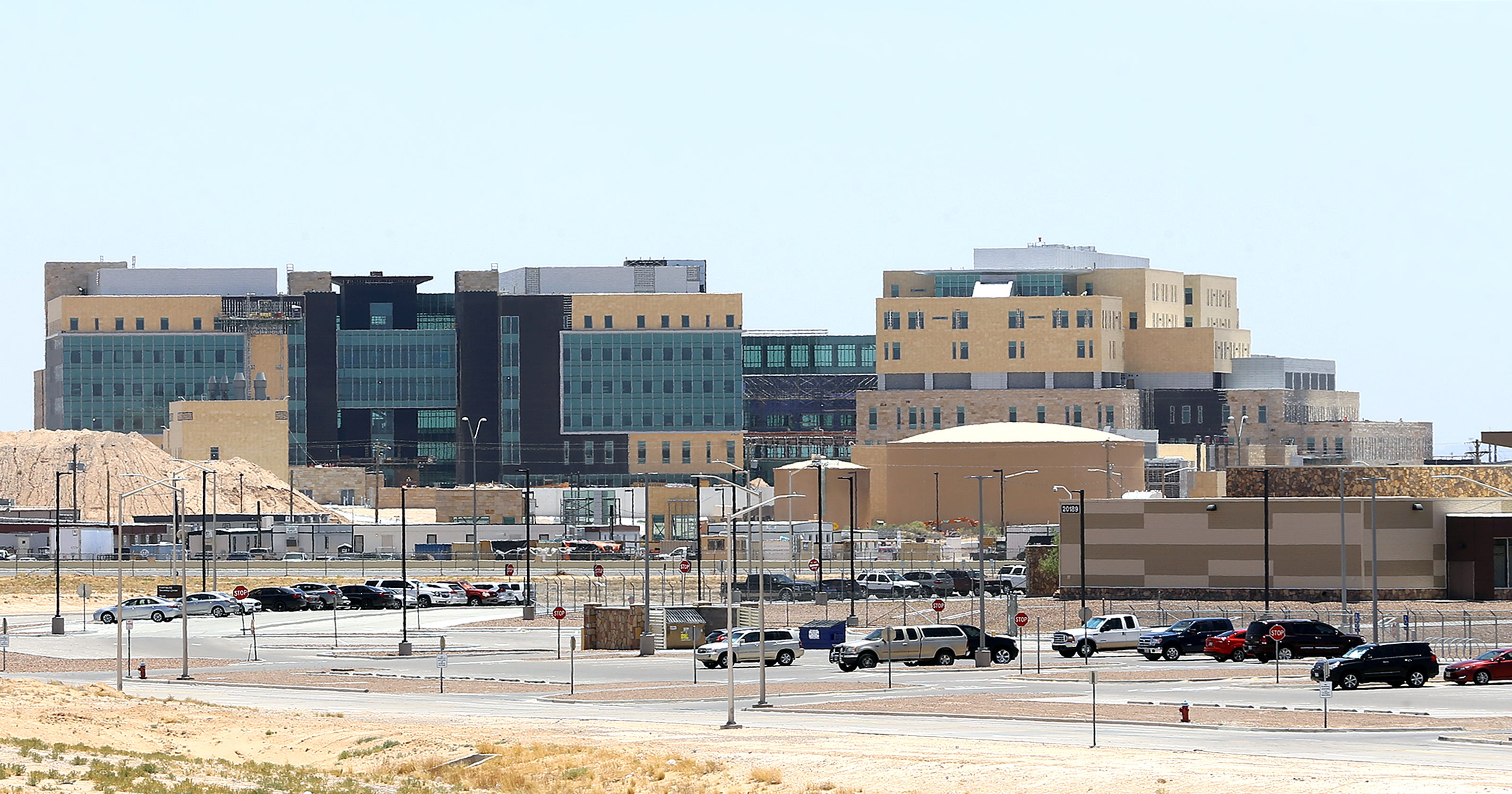 Fort Bliss hospital cost balloons due to design errors