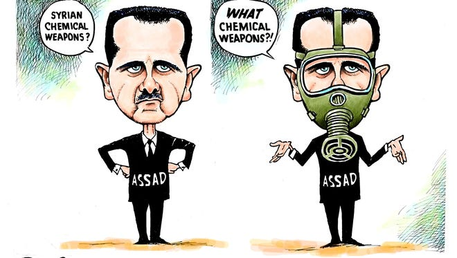 Syrian chemical weapons