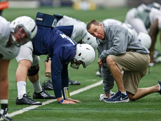 FILE – In this March 23, 2015, file photo, Penn State
