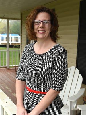 Katy Doyle-Hohf is the executive director of South Lyon's Capernaum Health Clinic.