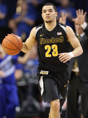 Fred Van Vleet and Wichita State look to stay undefeated Friday when they take on Cal Poly in the second round.