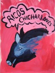 """""""Rico Chicaron"""" by Victoria Suescum"""