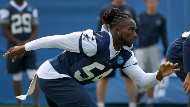 Dallas Cowboys linebacker Jaylon Smith will make his debut with the team during Saturday's preseason game with the Indianapolis Colts.