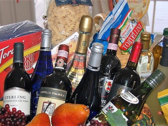 Fine wines will be sampled at the Taste of Spencer