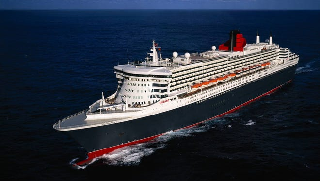 Cunard Line's iconic Queen Mary 2 underwent a massive makeover in June 2016.