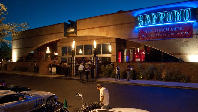 Sapporo, an upscale Japanese restaurant in north Scottsdale, will reopen as Kasai Asian Grill on Friday, Nov. 16.