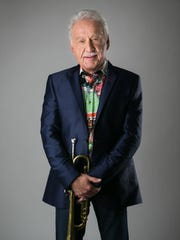 """Trumpeter Doc Severinsen is best known as Johnny Carson's bandleader on """"The Tonight Show."""""""