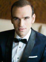 American tenor Michael Fabiano