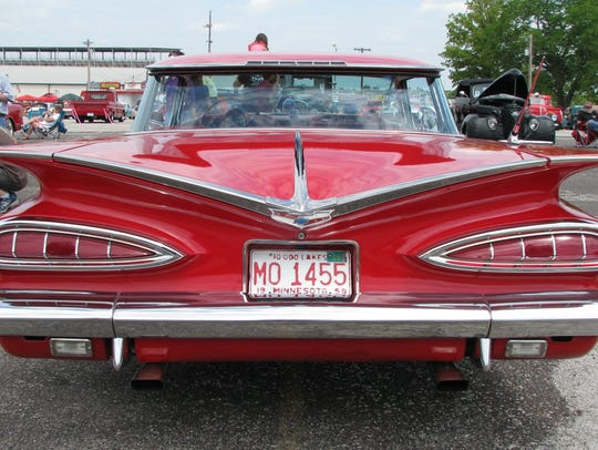 Birthplace of Route 66 Festival and Car Show revs up