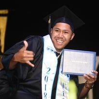 Guam schools' schedule of May, June 2018 graduations
