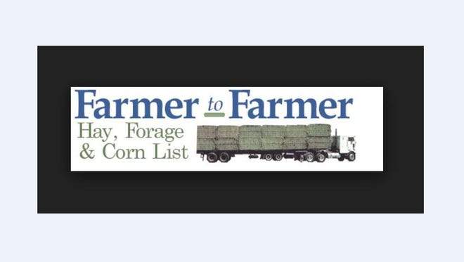UW-Extension developed and supports the Farmer to Farmer website that facilitates the local marketing of feed commodities for livestock producers in need .