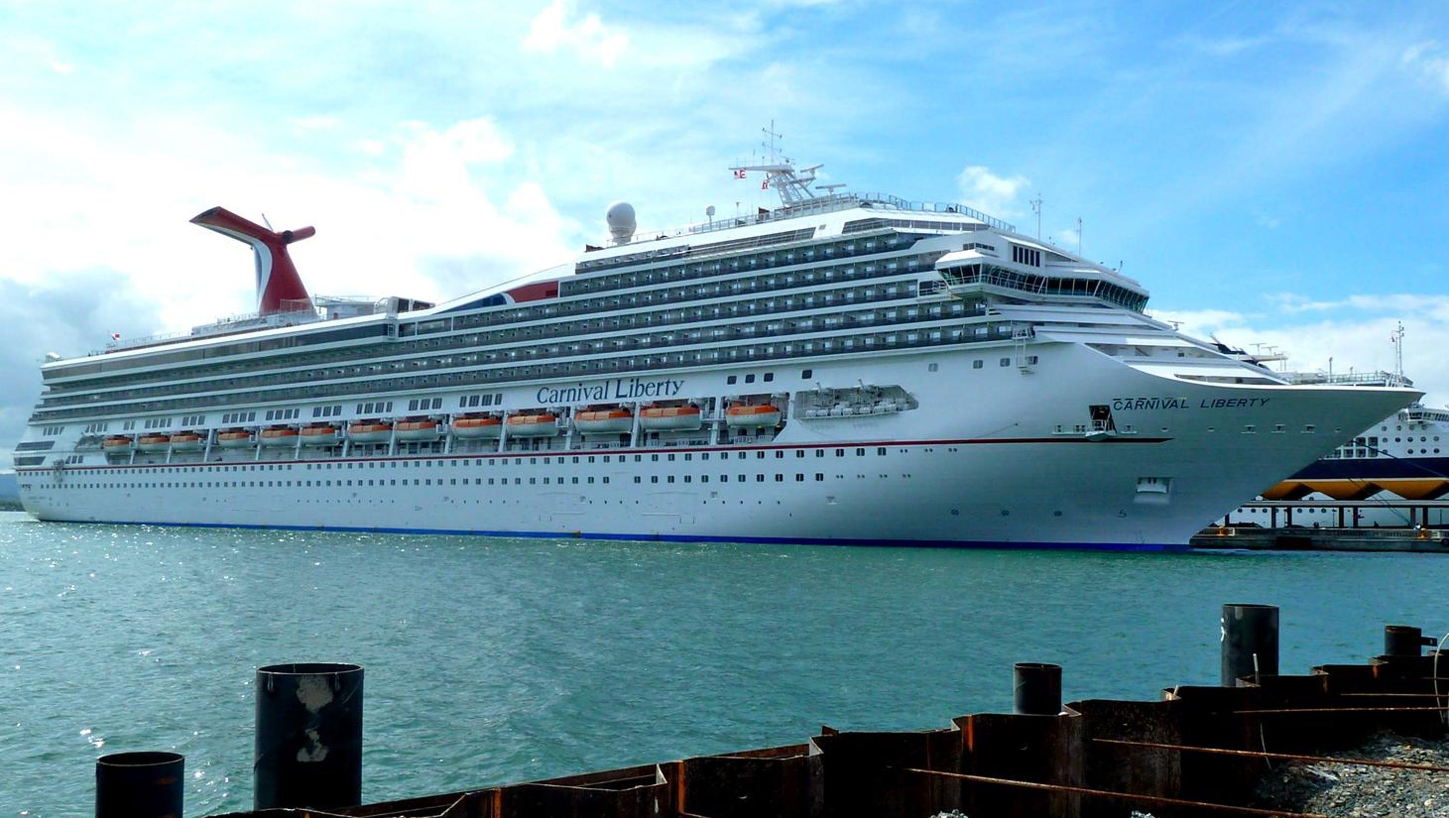 Cruise Ship Tours Carnival Liberty