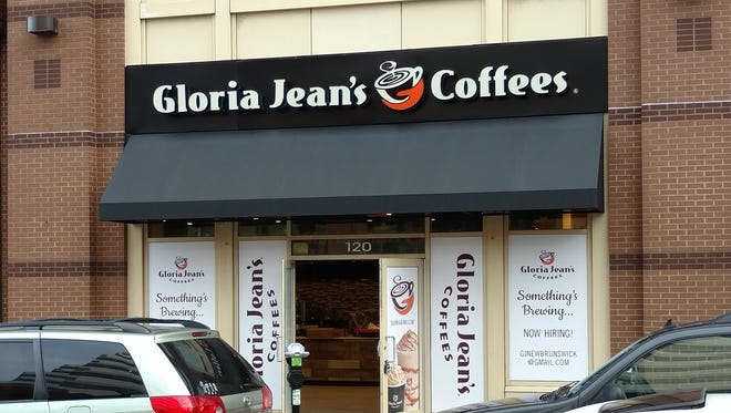 Gloria Jean's Coffees is slated to open in New Brunswick.