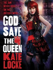 'God Save the Queen' by Kate Locke