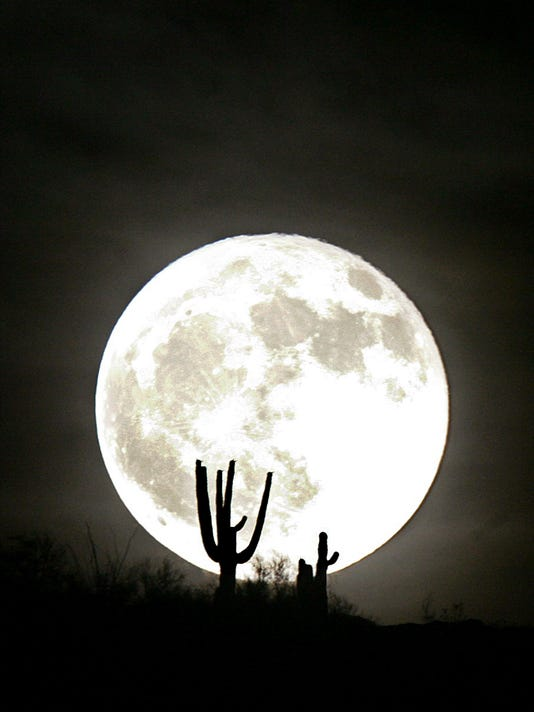 Friday the 13th to feature full 'Strawberry' Moon