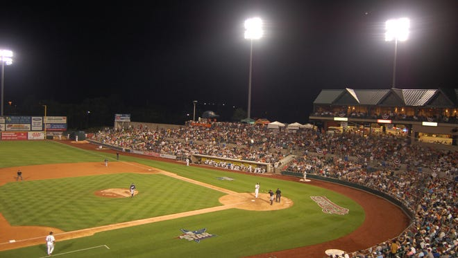 The 2008 Atlantic League All-Star Game at TD Bank Ballpark in Bridgewater drew 8,290 fans.