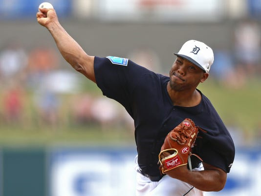 MLB: Spring Training-New York Yankees at Detroit Tigers