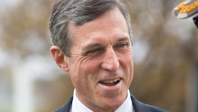 U.S. Rep. John Carney has raised more than $1.3 million in his campaign for governor.