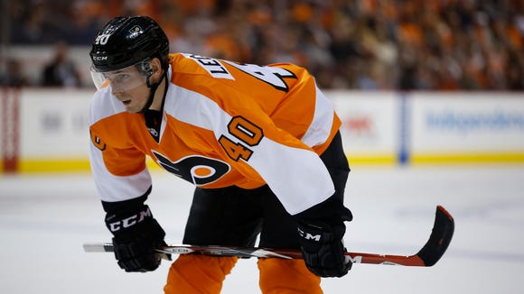 Tuesday night will be the seventh game Vinny Lecavalier will sit out as a healthy scratch.