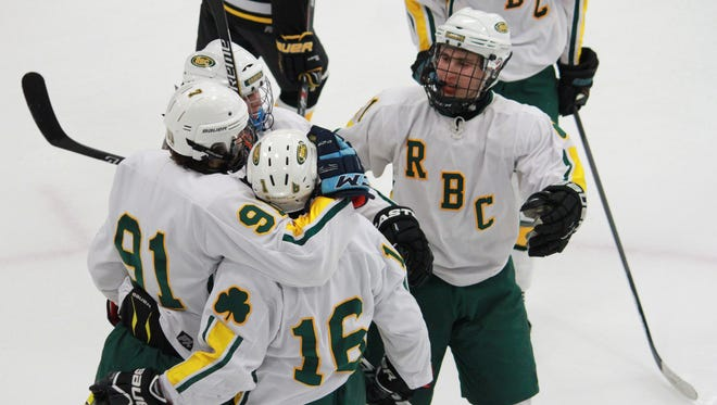 Red Bank Catholic earned a 4-3 win over Montclair Kimberly on Friday.