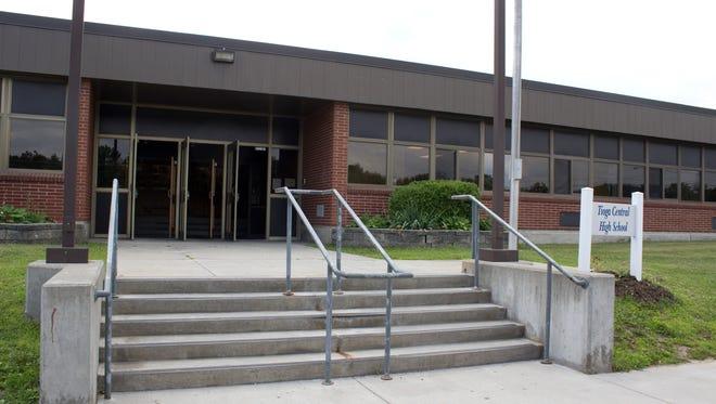 Tioga Central High School; Tioga Center, NY
