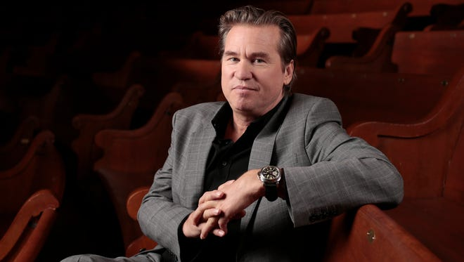 "Actor Val Kilmer is undergoing tests for a possible tumor, according to his representative. Liz Rosenberg confirmed Saturday, Jan. 31, 2015 that the 55-year-old actor is at a Los Angeles hospital and that doctors are ""encouraged by his progress"" and hopeful he will make a full recovery."