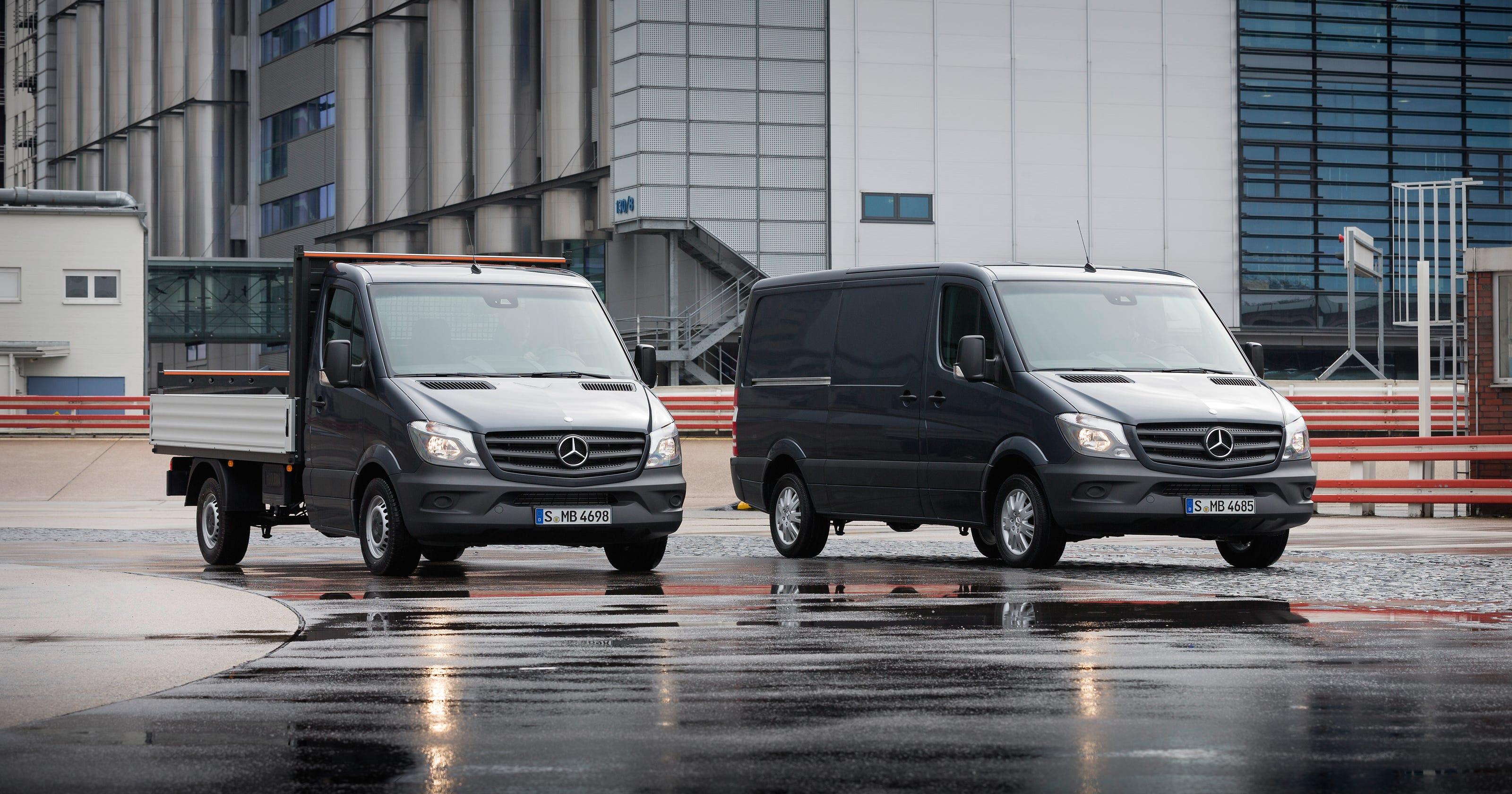 Mercedes-Benz to build Sprinter van plant in S C