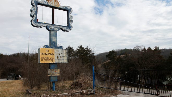 """Dogpatch USA, the abandoned theme park in Newton County, Arkansas, is under new ownership. Charles """"Bud"""" Pelsor has been cleaning up the property and has plans for a trout farm and artisan village."""