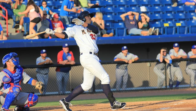 Melbourne is considering an idea of building a downtown ballpark for the minor league Brevard Manatees.