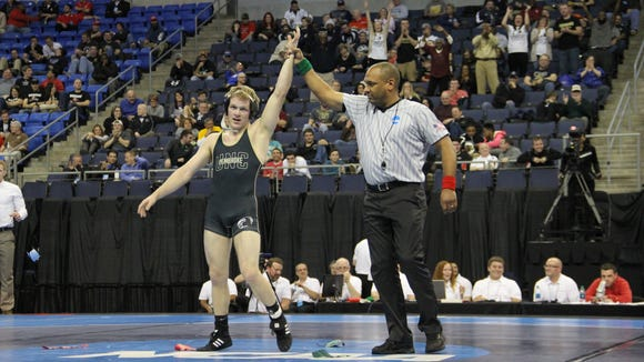 Two-time NCAA Division II champion Daniel Ownbey will hold a wrestling clinic next weekend at Enka.