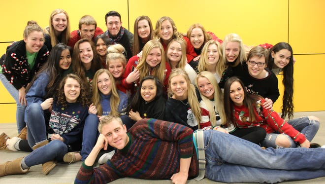 """Waukee High School journalism students talked to the Register about their """"rich school"""" stereotype last month."""